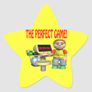 The Perfect Game Stickers