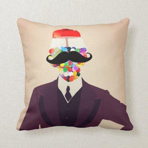 The Perfect Gentleman Pillows