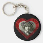 The Perfect Heart Custom Keychain