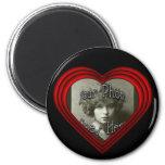The Perfect Heart Custom Magnet