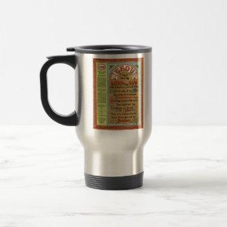 The Perfect Law of Liberty Travel Mug
