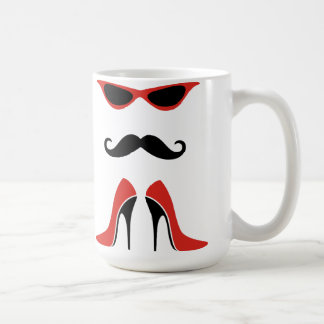 The Perfect Look in Black & Red Mugs
