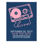 The Perfect Mix Wedding Save the Date Announcements