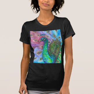 The Perfect Peacock. T-Shirt