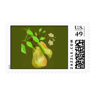 The Perfect Peart Postage