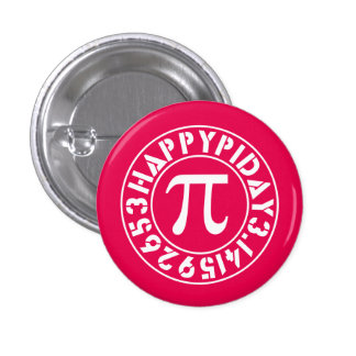 The Perfect Pi Day Button