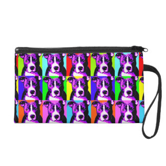 The Perfect Pit Bull Graphic Hand Bag - Colorful