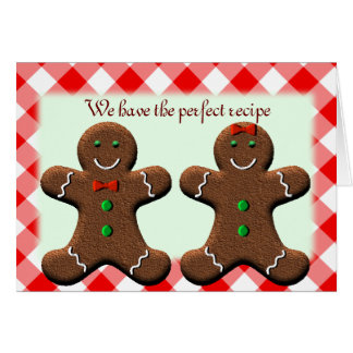 The Perfect Recipe Greeting Card