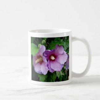 The Perfect Rose of Sharon Bloom Classic White Coffee Mug