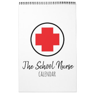 The perfect school nurse calendar! calendar