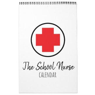 The perfect school nurse calendar! calendar