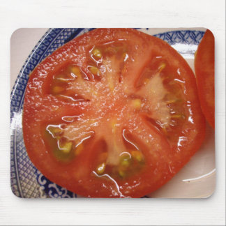 The Perfect Slice Tomato Mouse Pad