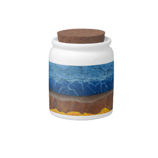 The Perfect Storm Candy Jar