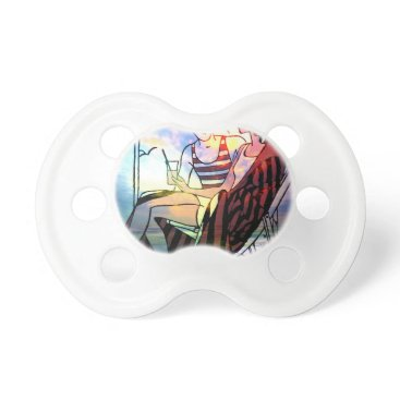 THE PERFECT SUMMER SUNSET PACIFIER
