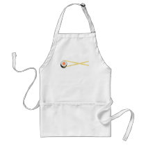The Perfect Sushi Adult Apron