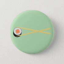 The Perfect Sushi Button