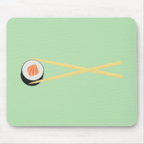 The Perfect Sushi Mouse Pad