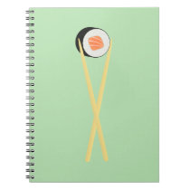 The Perfect Sushi Notebook