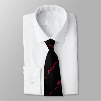 The perfect Tango Tie