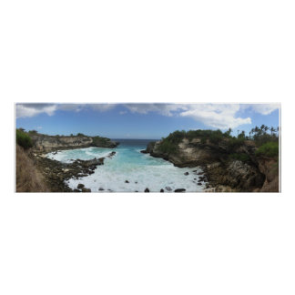 The perfect view 'Lembongan Bali' Poster