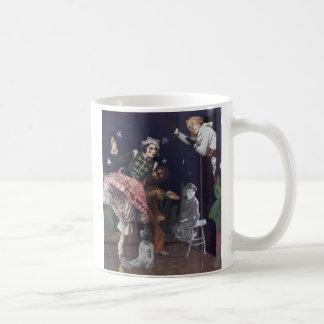 The Performers Classic White Coffee Mug