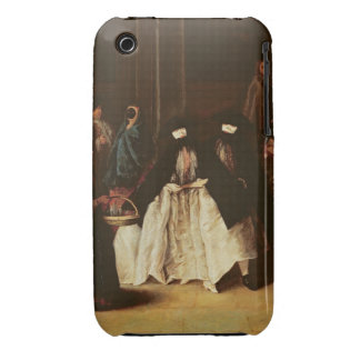 The Perfume Seller (oil on canvas) (see alo 166068 iPhone 3 Case