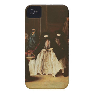 The Perfume Seller (oil on canvas) (see alo 166068 iPhone 4 Case