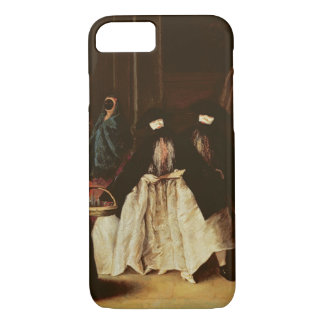 The Perfume Seller (oil on canvas) (see alo 166068 iPhone 7 Case