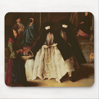 The Perfume Seller (oil on canvas) (see alo 166068 Mouse Pad