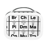 The Periodic Table of Sandwich Ingredients Lunchboxes