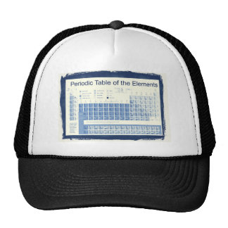 The Periodic Table Of The Elements Trucker Hat