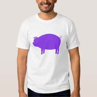 The Periwinkle Pig Tshirts