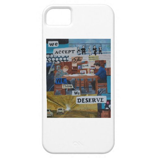 The Perks of Being a Wallflower iPhone 5 Covers