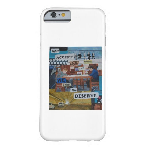 The Perks of Being a Wallflower iPhone 6 Case