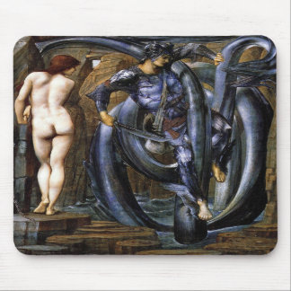 The Perseus Series The Doom Fulfilled Mouse Pads