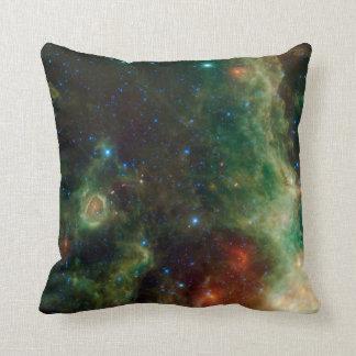 The Perseus Spiral Arm Pillow