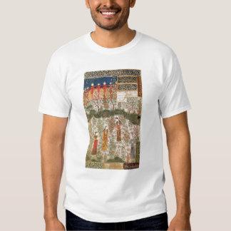 The Persian Prince Humay Meeting the Chinese Shirt