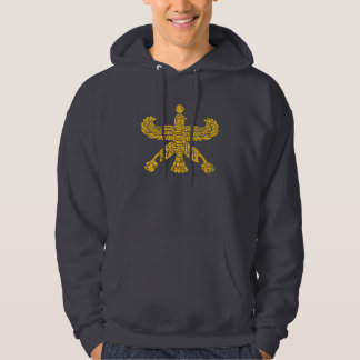 The Persian Standard of Cyrus The Great Hoodie
