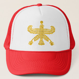The Persian Standard of Cyrus The Great Trucker Hat