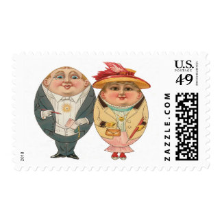 The Personal Shopper - Funny Anthropomorphic Art Postage