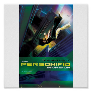 The Personifid Invasion Poster