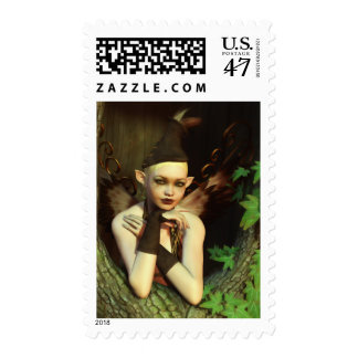 The Perspicacious Faerie Postage