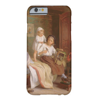 The Pet Bird (oil on canvas) Barely There iPhone 6 Case