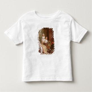 The Pet Bird (oil on canvas) Toddler T-shirt