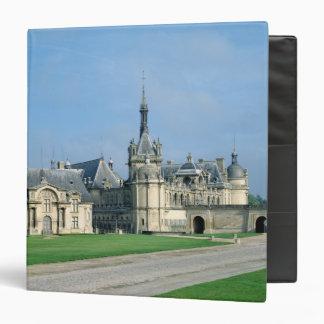 The Petit Chateau Binder