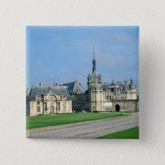 The Petit Chateau Button