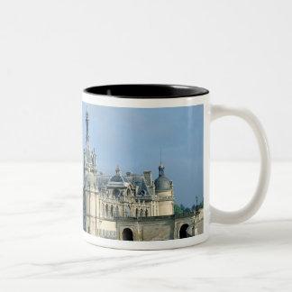 The Petit Chateau Two-Tone Coffee Mug