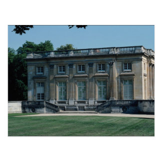 The Petit Trianon, 1762-64, architect, J.A. Gabrie Postcard