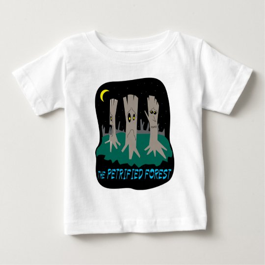The Petrified Forest Baby T-Shirt