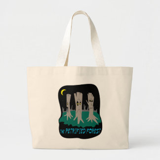 The Petrified Forest Canvas Bag